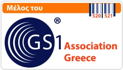 Member of GS1 Association Greece logo sm